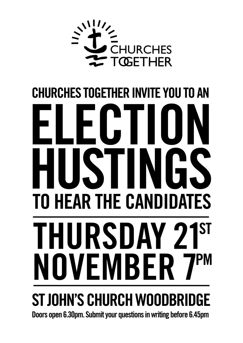 Election Hustings 2019